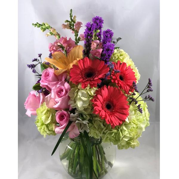 New Garden Vase