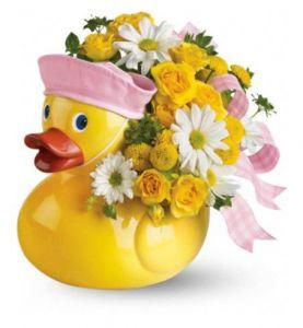 Ducky Delight - Girl