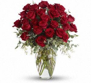 Forever Beloved - 30 Long Stemmed Roses