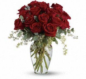 Full Heart - 20 Premium  Roses
