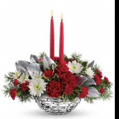 Sparkle of Christmas Bouquet