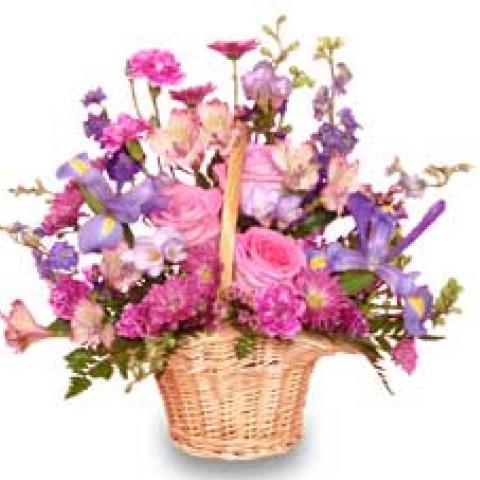 FSN Mauve-lous Bouquet