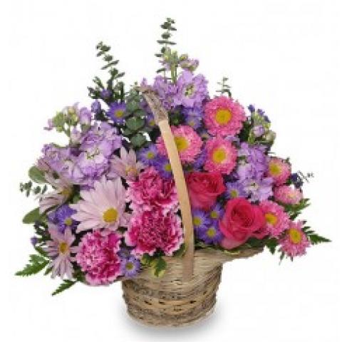 FSN Sweetly Spring Basket