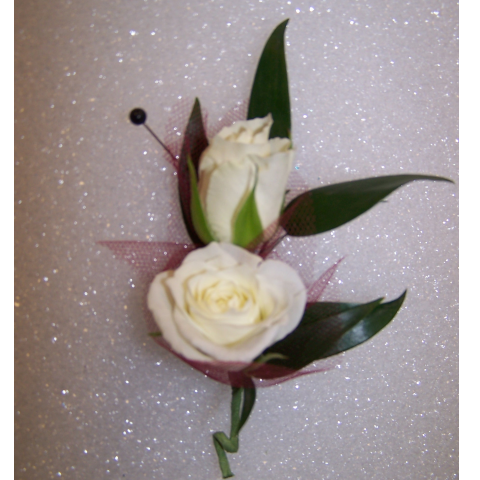 Too Sweet Boutonniere