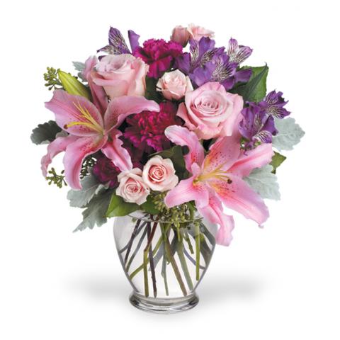Jacques Flower Shop - Manchester Jacques Elegant Beauty