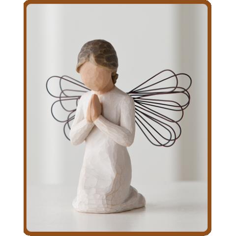 Jacques Flower Shop - Manchester WT Angel of Prayer
