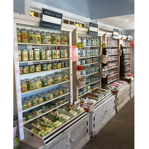 Jacques Flower Shop - Manchester Yankee Candle New Spring / Summer Fragrances!
