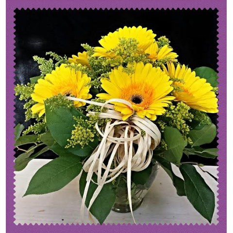 Jacques Flower Shop - Manchester JQ Sunny Smiles