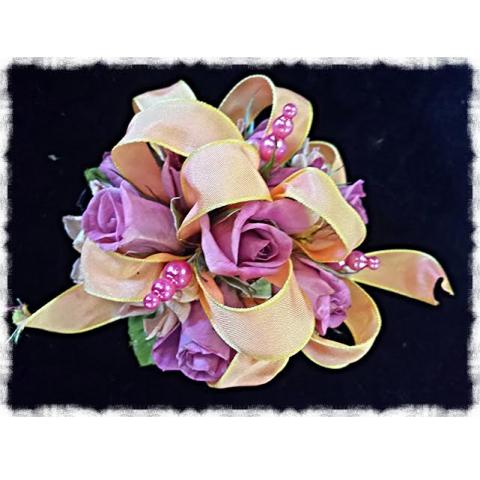 Jacques Flower Shop - Manchester JQP Peach & Lavender