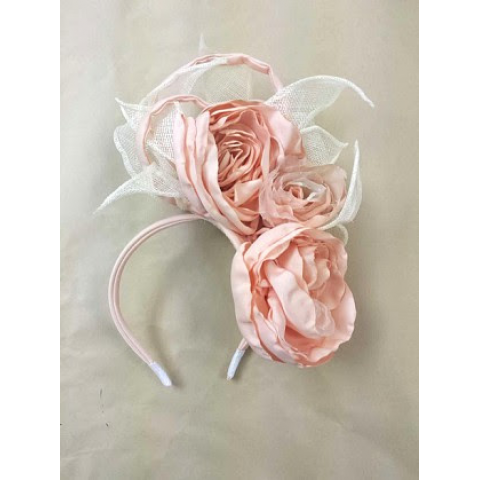 Jacques Flower Shop - Manchester JayMay HeadBand : Rosettes