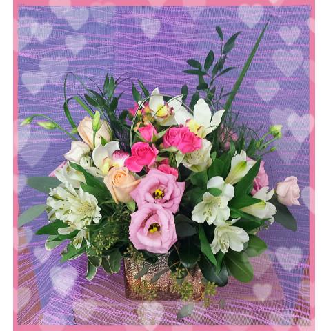 Jacques Flower Shop - Manchester JQV Modern Love