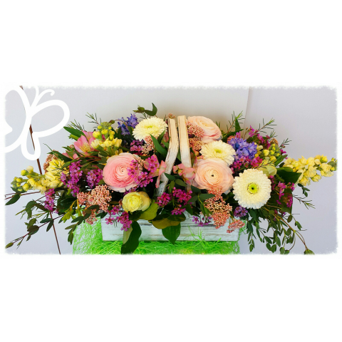 Jacques Flower Shop - Manchester JQ Garden Goddess
