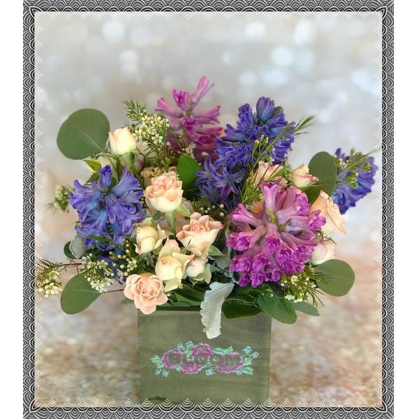 Jacques Flower Shop - Manchester JQ Bitty Bloom!