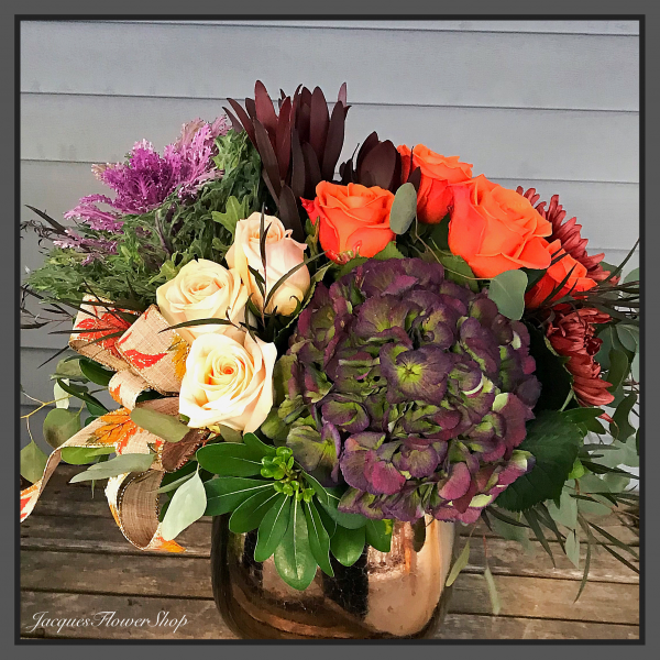 Jacques Flower Shop - Manchester JQ Harvest of Happiness