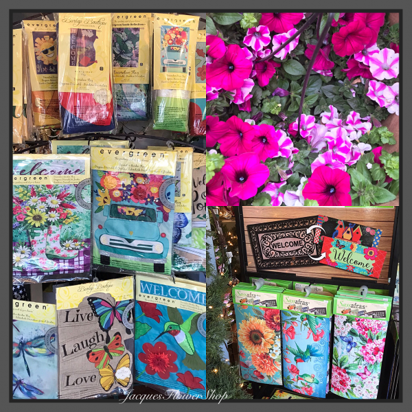 Jacques Flower Shop - Manchester JQ Curb Appeal Gift Package