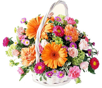Jacques Flower Shop - Manchester FTD Floral Burst Arrangement