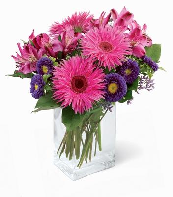Jacques Flower Shop - Manchester Garden Walk Bouquet