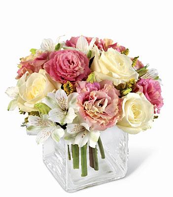 Jacques Flower Shop - Manchester Gentle Whisper Bouquet