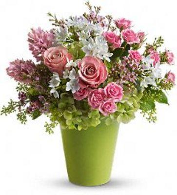 Jacques Flower Shop - Manchester JAC Enchanted Blooms
