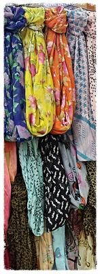 Jacques Flower Shop - Manchester JQ Fashion Scarves