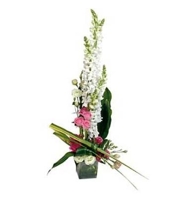 Jacques Flower Shop - Manchester JQ High Top Treasures Bouquet