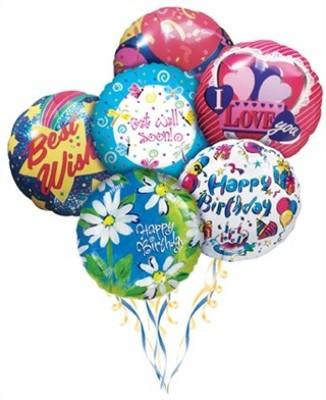Jacques Flower Shop - Manchester JQ Mylar Balloons