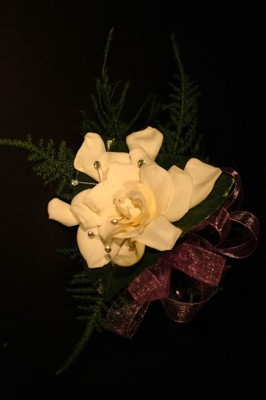 Jacques Flower Shop - Manchester JQW Gardenia Corsage