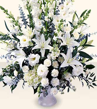 Jacques Flower Shop - Manchester Morning Stars Arrangement