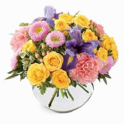 Jacques Flower Shop - Manchester New Dream Bouquet