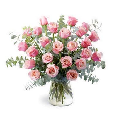 Jacques Flower Shop - Manchester Pink Passion Rose Bouquet