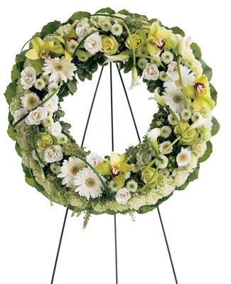 Jacques Flower Shop - Manchester Wreath of Remembrance
