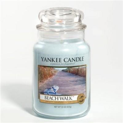 Jacques Flower Shop - Manchester Yankee Candle Beach Walk Jar