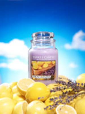 Jacques Flower Shop - Manchester Yankee Candle Lemon Lavender