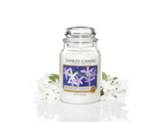 Jacques Flower Shop - Manchester Yankee Candle Midnight Jasmine