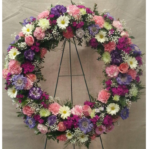 Loving Tribute Wreath
