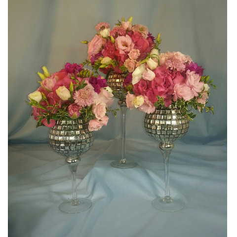 Grand Bouquets Centerpieces