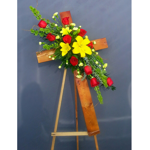 LCF Rustic Cross