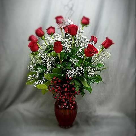 YOU MEAN THE WORLD TO ME ROSES