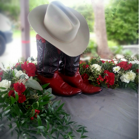 REMEMBERING THE COWBOY