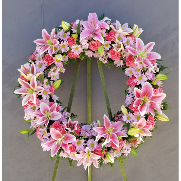 Stargazer Wreath