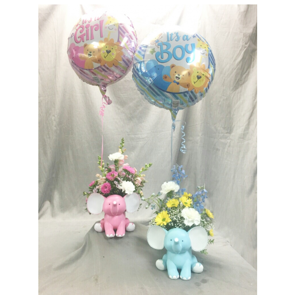 UNFORGETTABLE MOMENTS BABY NOVELTIES