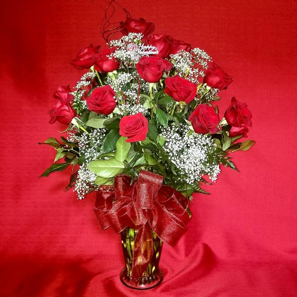 VALENTINE RADIANT ROSES