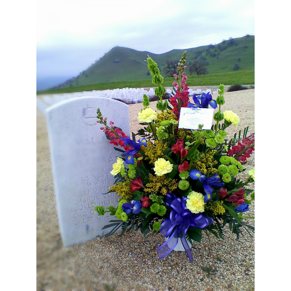 Cemetery Arrangement