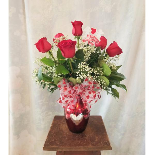 Perfect Six Bouquet