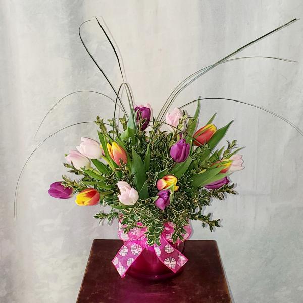 European Tulip Bouquet