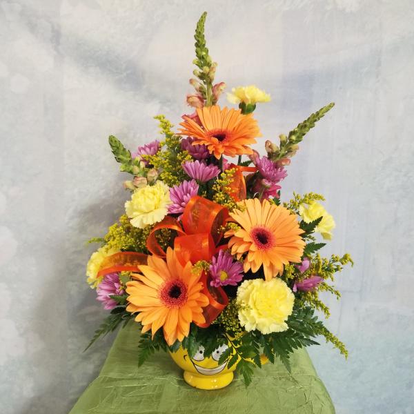 Send a Big Smile Bouquet