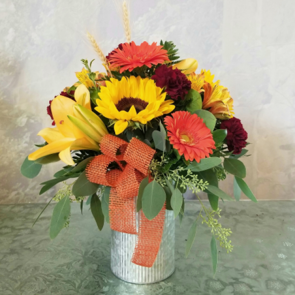 Autumn Blessings Bouquet