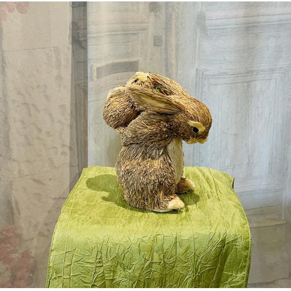 Raffia Bunny