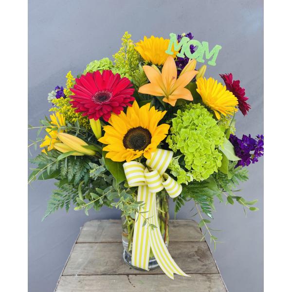 Mallory's Garden Bouquet