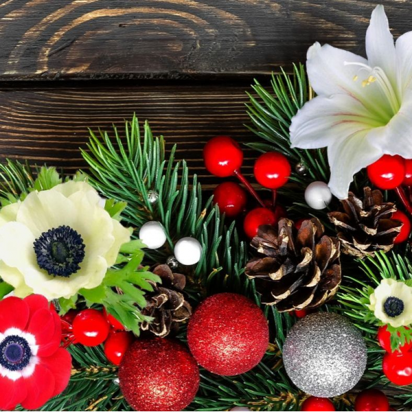 Holiday Tablescape - Thurs, Dec 19 6:30 - 8:00 pm